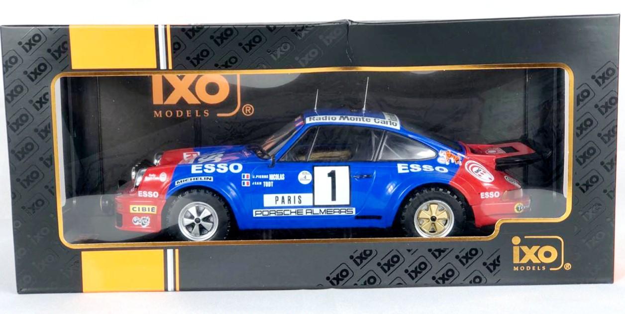 Miniatura Porsche 911 Carrera RS 1/18 Ixo