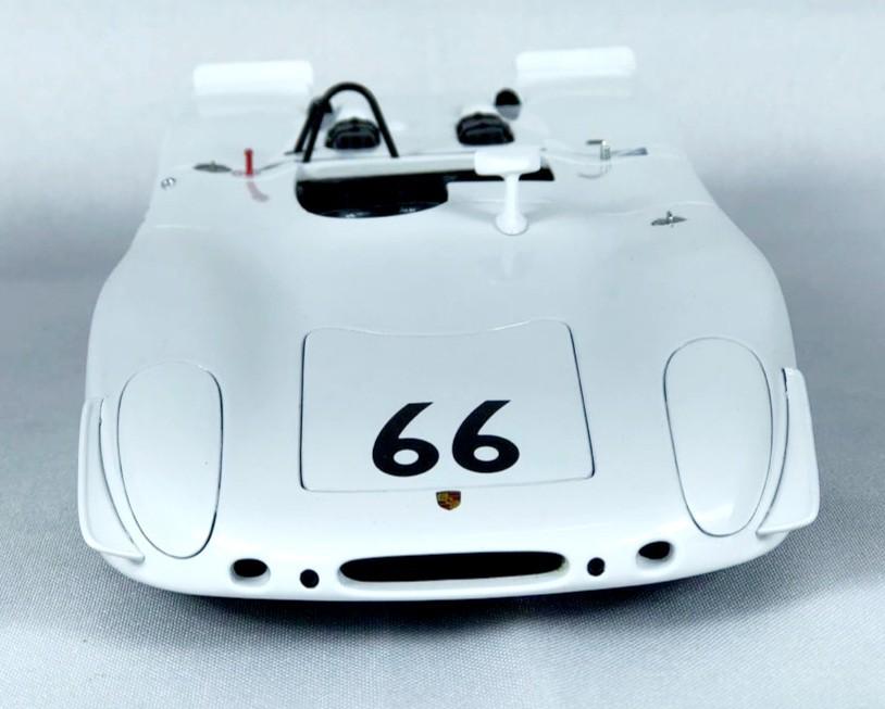 Miniatura Porsche 908/02 1970 #66A McQueen 1/18 Auto Art