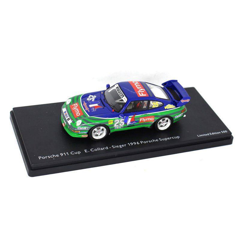 Miniatura Porsche 911 Cup Emmanuel Collard Sieger 1996 Porsche SuperCup 1/43 Schuco