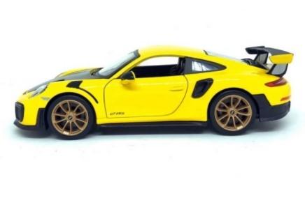 Miniatura Porsche 911 GT2 RS 1/24 Maisto