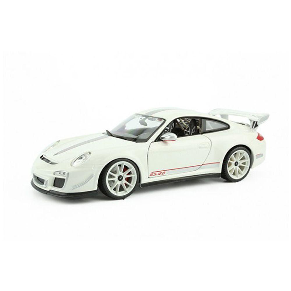 Miniatura Porsche 911 Gt3 Rs 4.0 1/18 Bburago