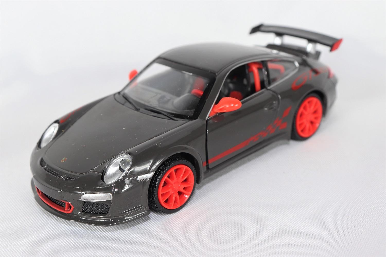 Miniatura Porsche 911 GT3 RS Luz e Som 1/32 California Action