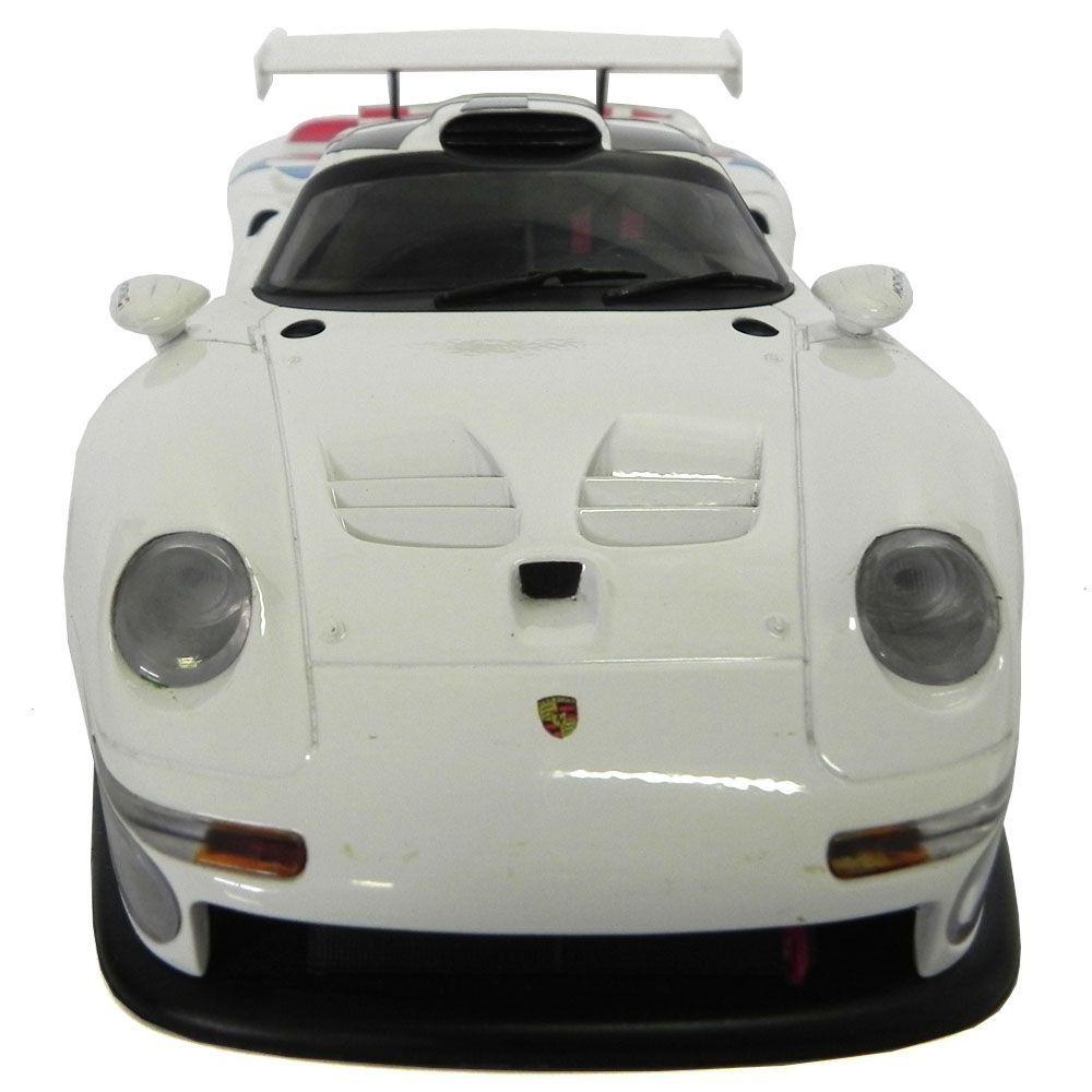Miniatura Porsche 911 Gt 1997 Personalizado 1/18 Ut Models