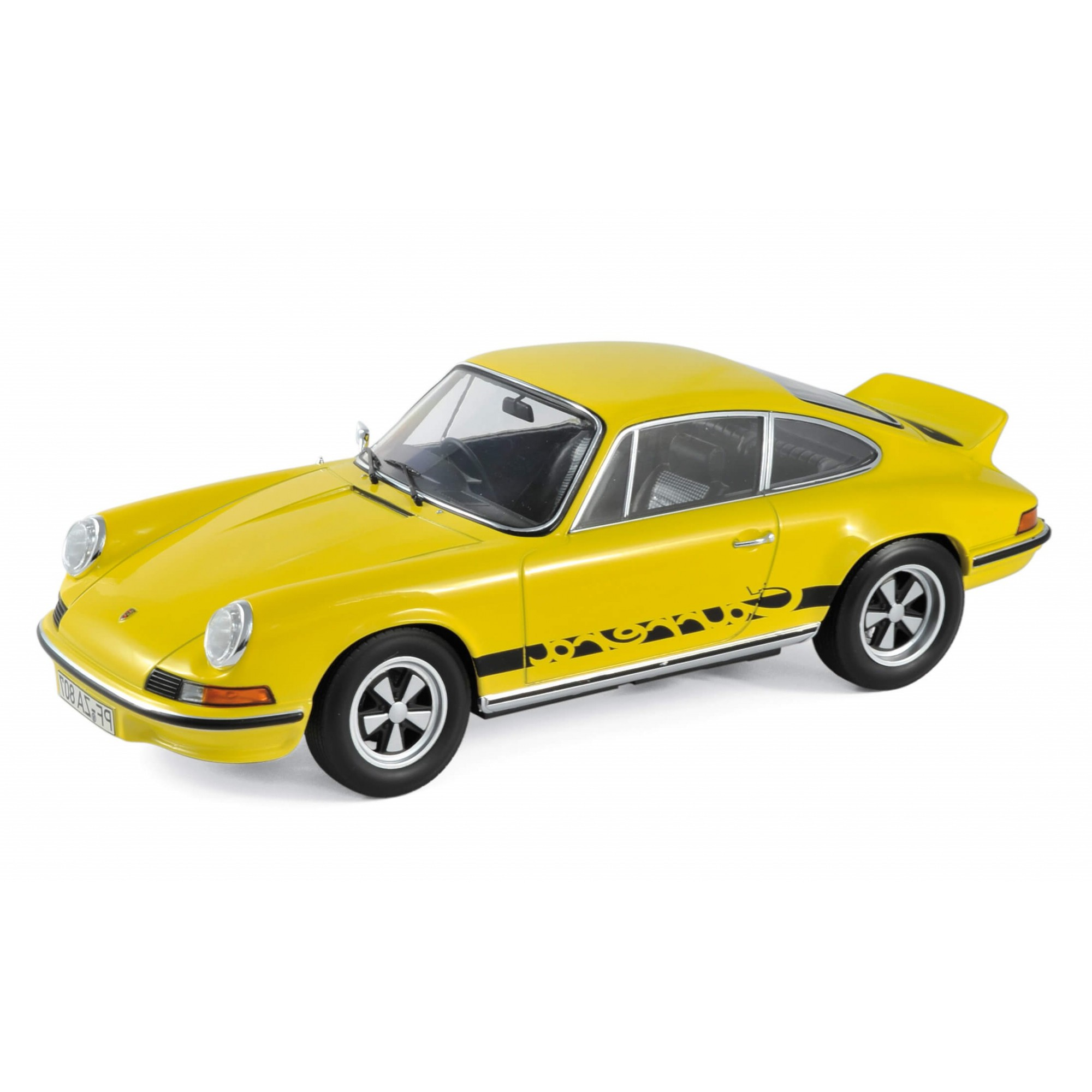 Miniatura Porsche 911 RS Touring 1973 1/18 Norev