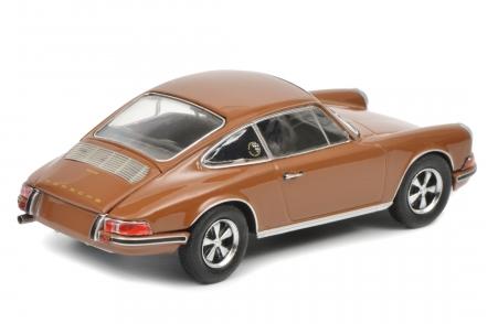 Miniatura Porsche 911 S 1/43 Schuco