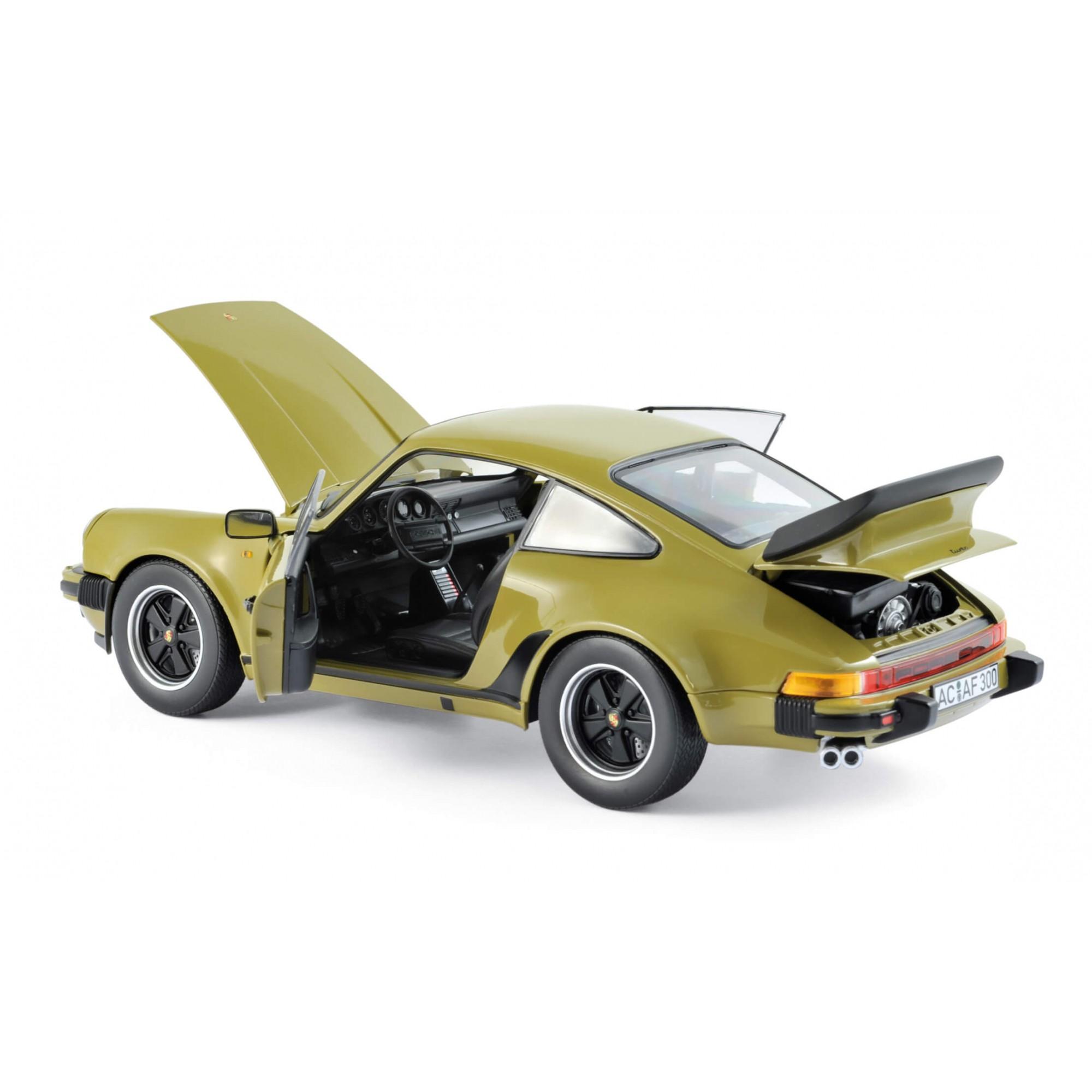 Miniatura Porsche 911 Turbo 3.3 1977 1/18 Norev