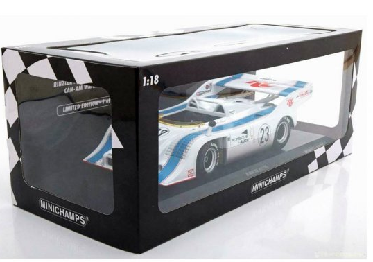 Miniatura Porsche 917/10 #23 Can-Am Watkinks Glen 1973 1/18 Minichamps