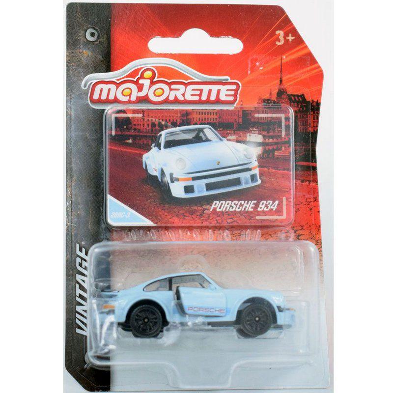 Miniatura Porsche 934 1/64 Majorette