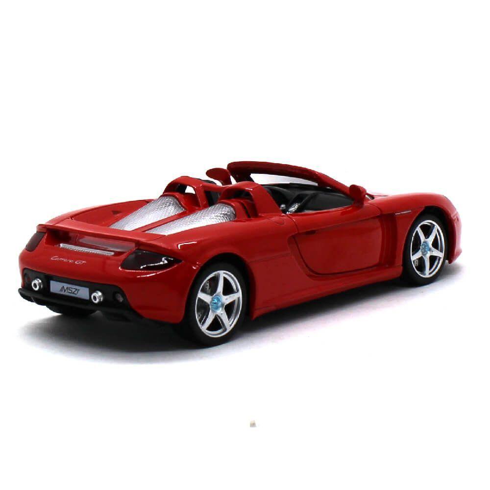 Miniatura Porsche Carrera GTR Luz e Som 1/24 California Action