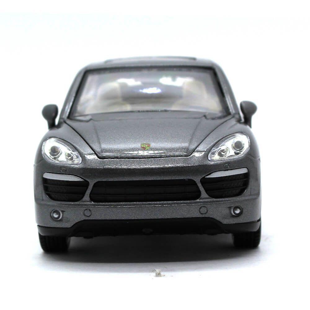 Miniatura Porsche Cayenne S Luz e Som 1/24 California Action