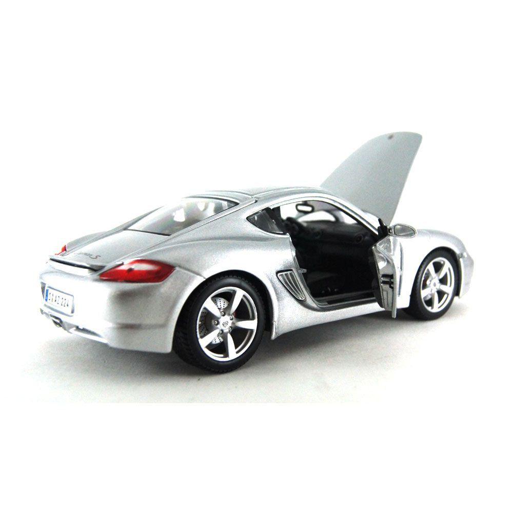 Miniatura Porsche Cayman S 1/18 Maisto