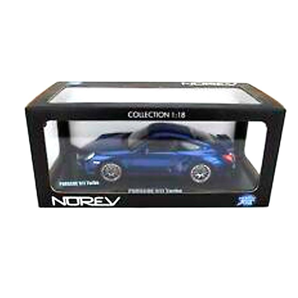 Miniatura Porsche 911 Turbo 1/18 Norev