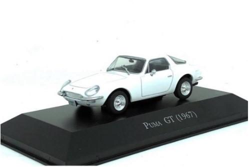 Miniatura Puma GT 1967 1/43 Ixo