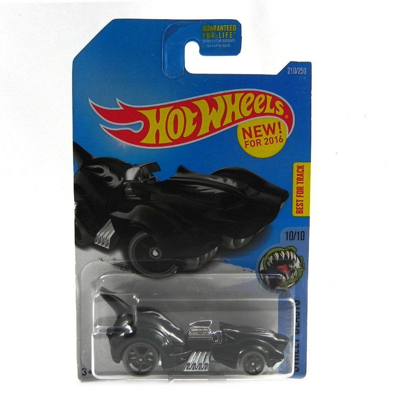 Miniatura Purrfect Speed 1/64 Hot Wheels New For 2016