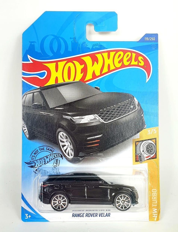 Miniatura Range Rover Velar 1/64 Hot Wheels
