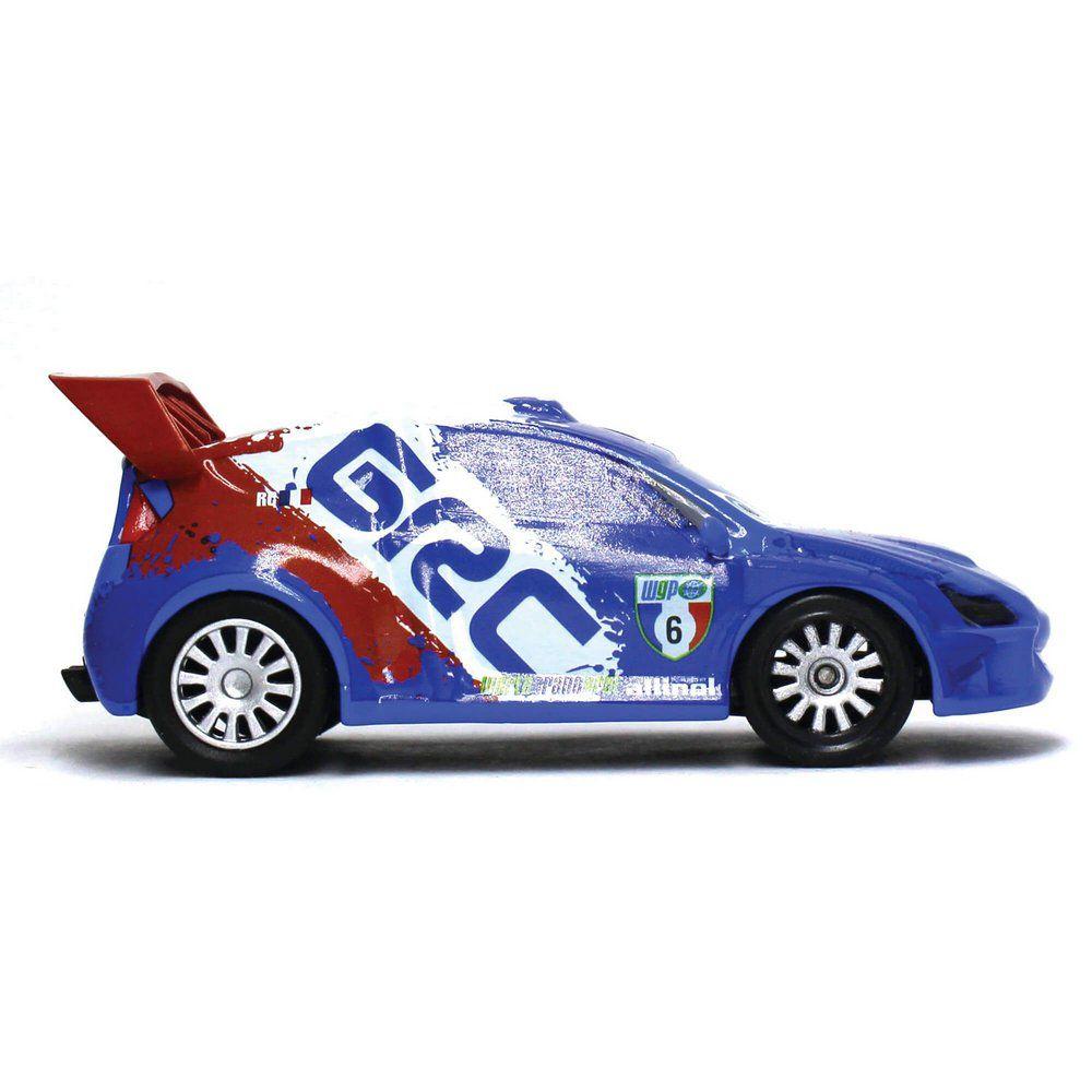 Miniatura Raoul ÇaRoule Disney Pixar Carros 1/43 Com Fricção