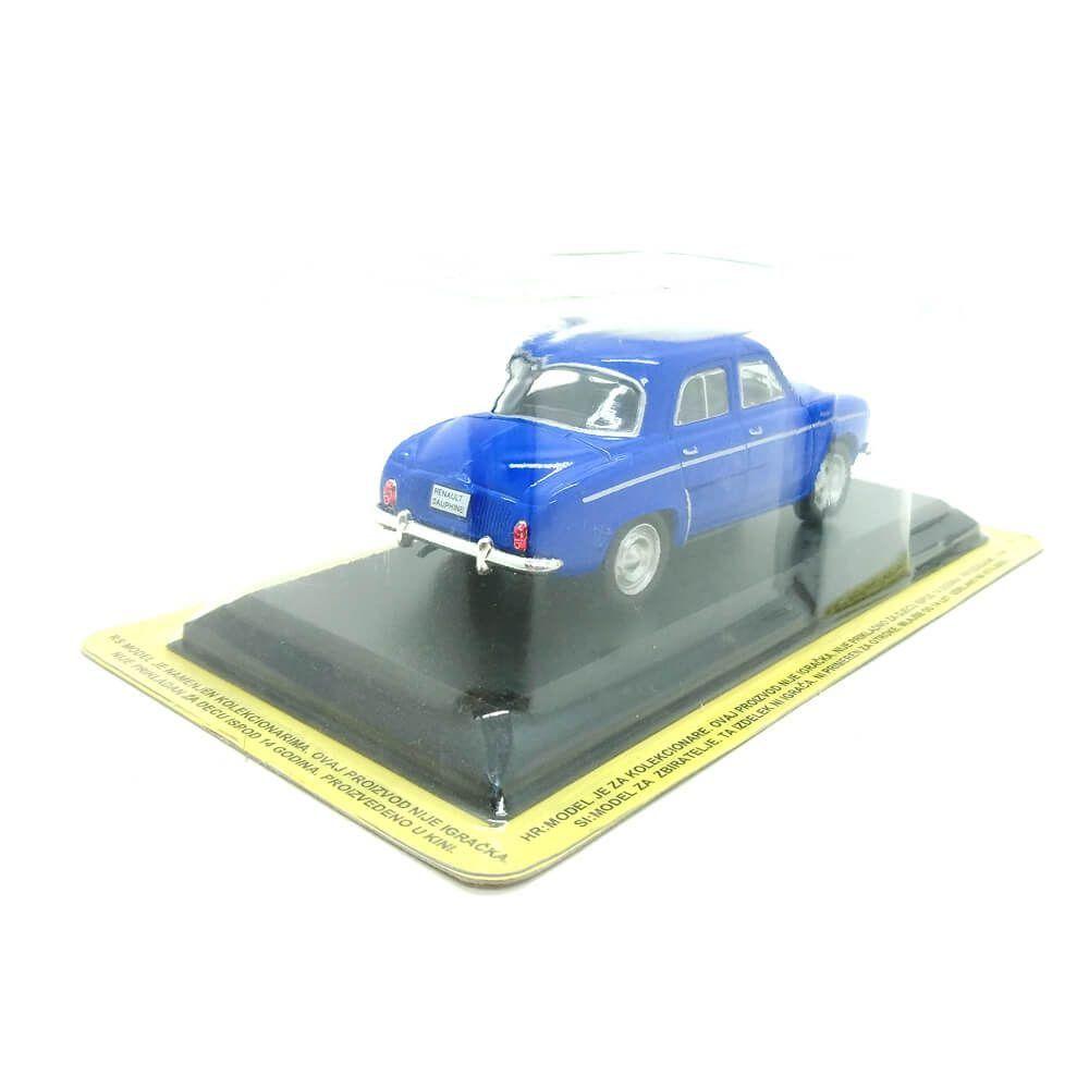 Miniatura Renault Dauphine 1/43 DeAgostini