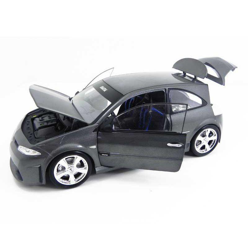 Miniatura Renault Megane Vampire Gris 1/18 Norev
