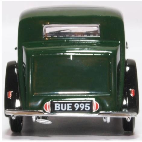 Miniatura Rolls Royce 25/30 Thrupp Maberly  Dark Green/Black 1/43 Oxford