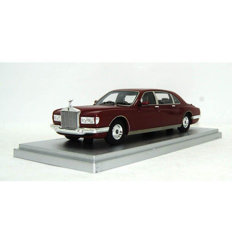 Miniatura Rolls Royce Bertone Royale Phantom Majestic 1993 1/43 Kess