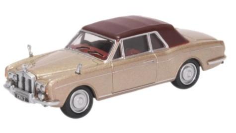Miniatura Rolls Royce Corniche Persian Sand 1/76 Oxford