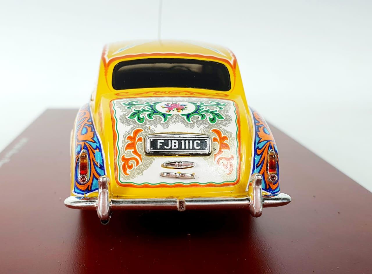 Miniatura Rolls Royce  Phantom 1965  John Lennon 1/43 True Scale