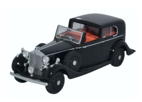 Miniatura Rolls Royce Phantom III Black 1/76 Oxford