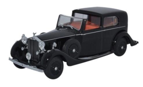 Miniatura Rolls Royce Phantom III SDV HJ Mulliner 1/43 Oxford
