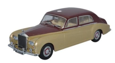 Miniatura Rolls Royce Phantom V James 1/43 Oxford