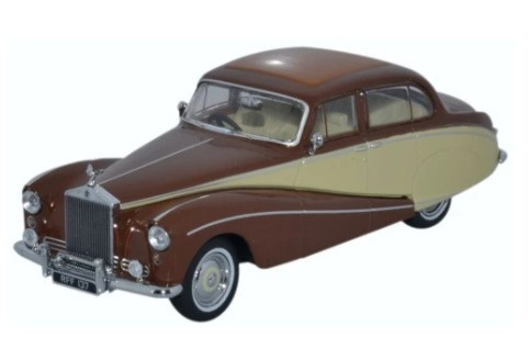 Miniatura Rolls Royce Silver Cloud  Hooper Empress 1/43 Oxford