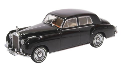 Miniatura Rolls Royce Silver Cloud l Balck 1/43 Oxford