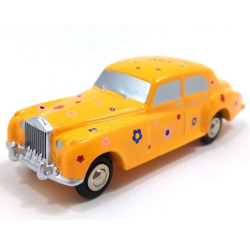 Miniatura Rolls Royce Silver Cloud Piccolo Happy Birthday 1/87 Schuco