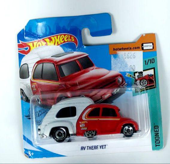 Miniatura RV There Yet 1/64 Hot Wheels