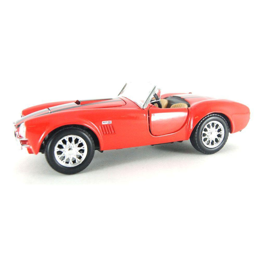 Miniatura Shelby Cobra 427 1965 1/24 Maisto