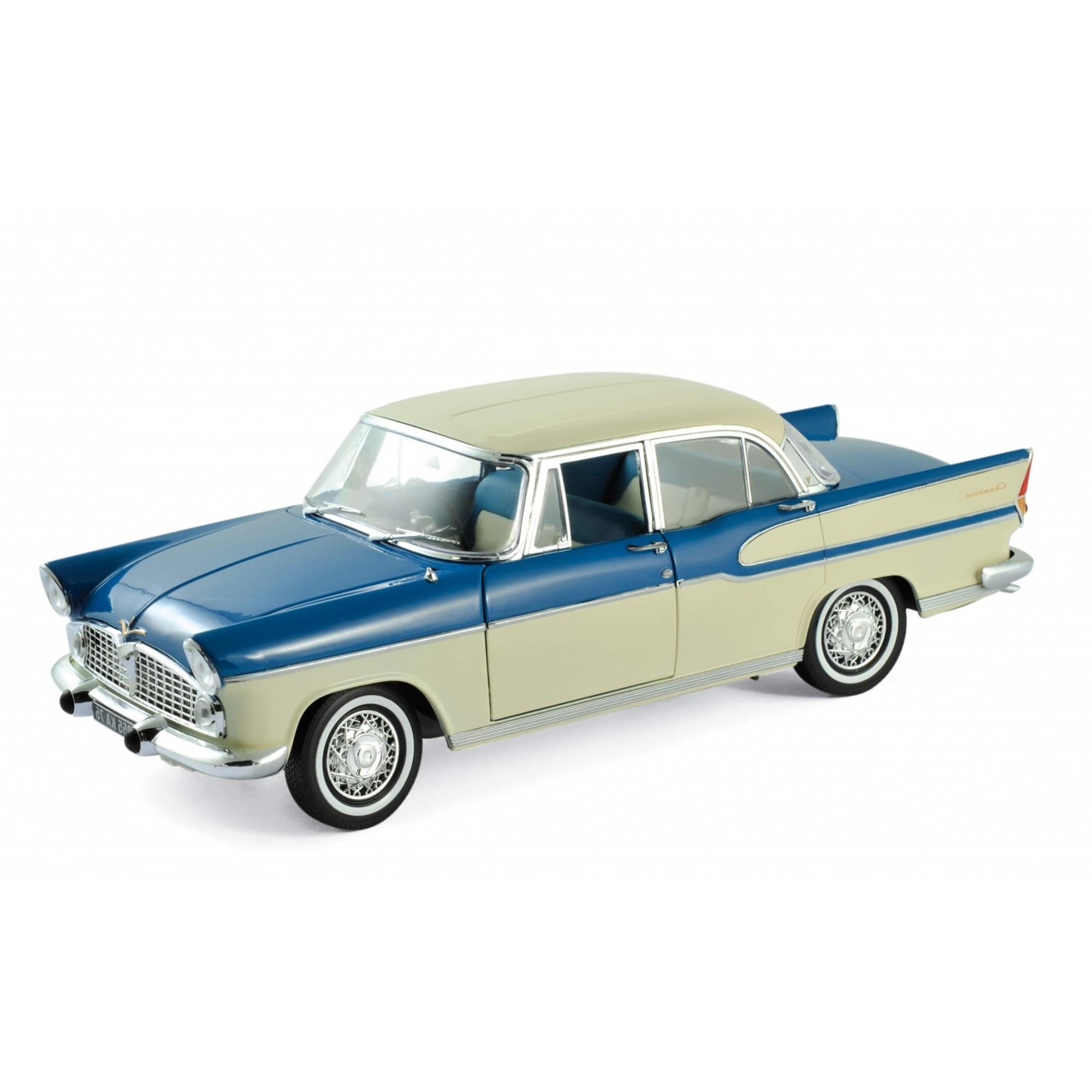 Miniatura Simca Vedette Chambord 1960 1/18 Norev