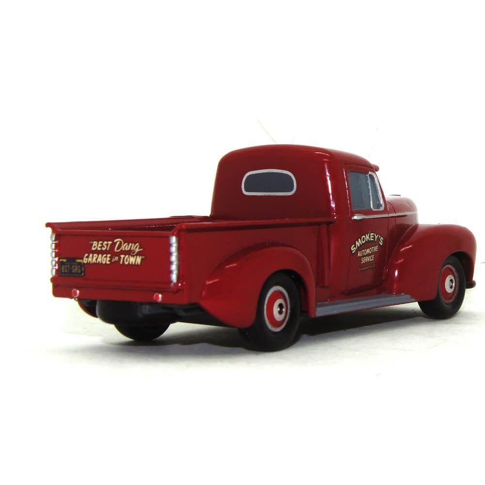 Miniatura Smokey Automotive Service Disney Pixar Carros 3 1/43