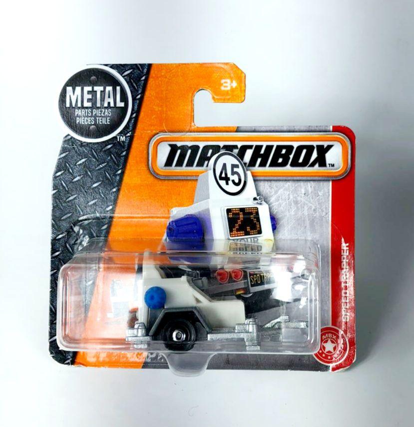Miniatura Speed Trapper 1/64 Matchbox