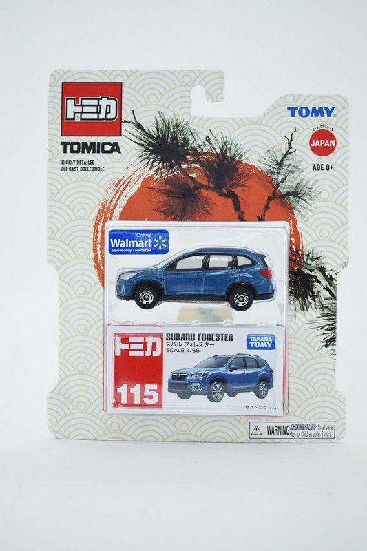 Miniatura Subaru ForesterJ 1/64 Tomica