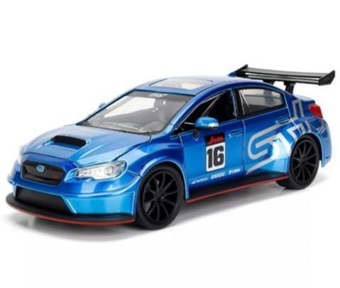Miniatura Subaru WRX STI JDM 2016 Sem Caixa 1/24 Jada Toys