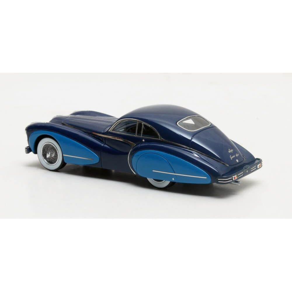 Miniatura Talbot Lago T26 Grand Sport Coupe Saoutchik 1948 1/43 Matrix