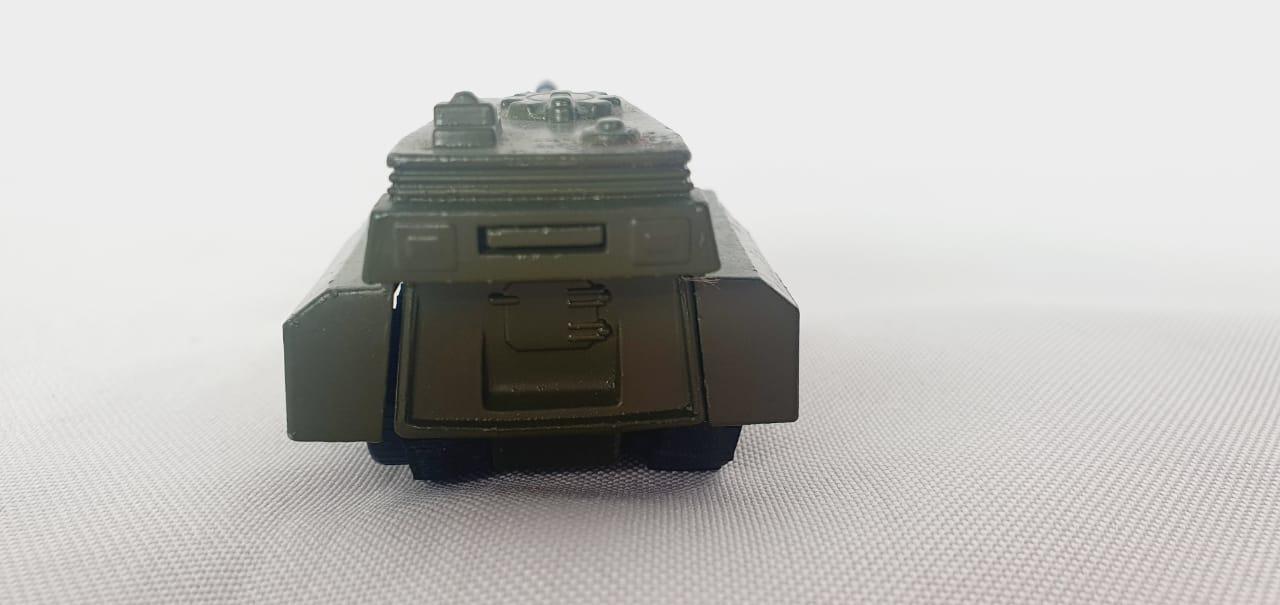Miniatura Tanque Kolamatics N°70 1/64 Matchbox Anos 70