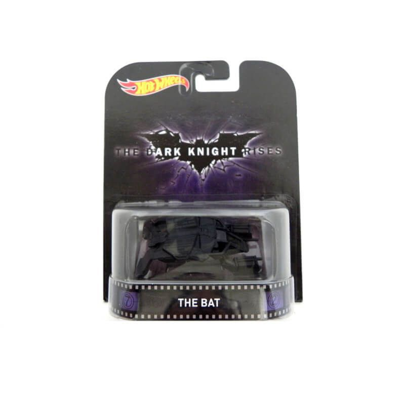 Miniatura The Bat Batwing O Cavaleiro das Trevas Ressurge 1/64 Hot Wheels