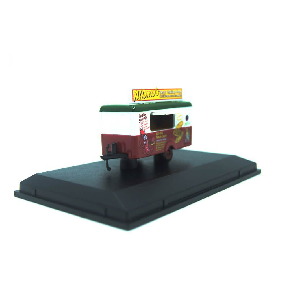 Miniatura Trailler Alphonso's 1/76 Oxford
