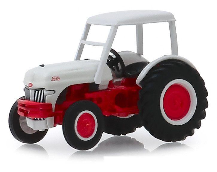 Miniatura Trator Ford 8N 1947 1/64 Greenlight