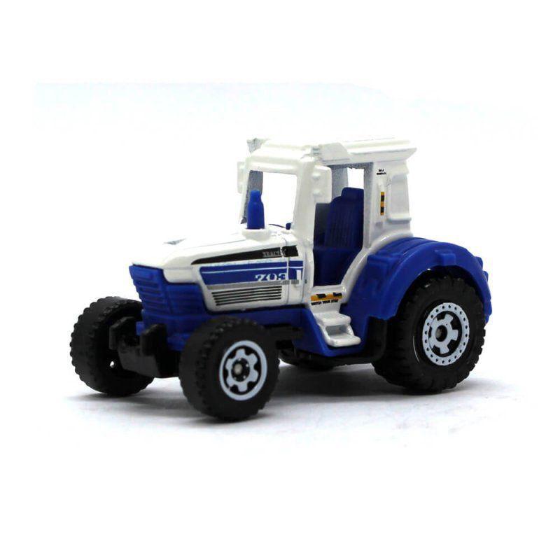 Miniatura Trator Tractor 2006 1/64 Matchbox