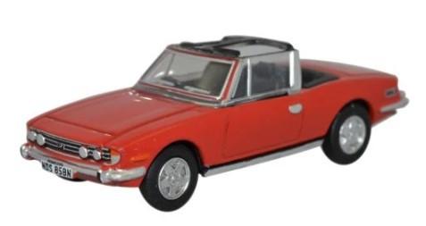 Miniatura Triumph Stag Red 1/76 Oxford