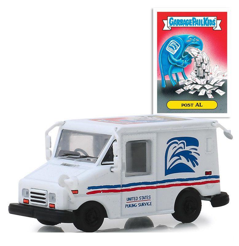 Miniatura United States Postal Service 1/64 Greenlight