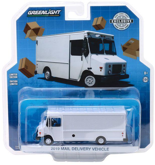 Miniatura Van Delivery 2019 1/64 Greenlight