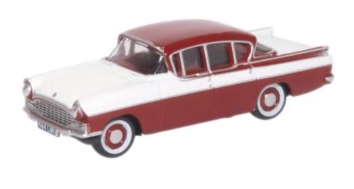 Miniatura Vauxhall Cresta Venetian Red 1/76 Oxford