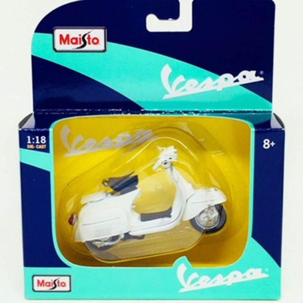 Miniatura Vespa 125 GT 1966 1/18 Maisto